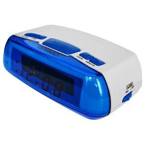 COSMO Réveil numérique - bleu