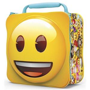 Emoji lunch box 3d