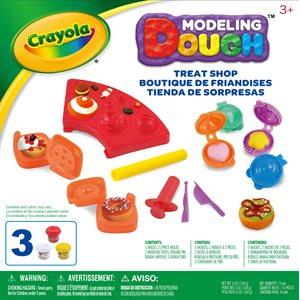 Crayola treat shop