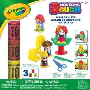 Crayola hair stylist
