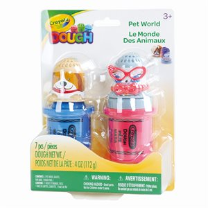 Crayola 7 piece pet world