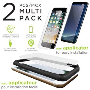 Boost Tempered Glass – iPhone 6 | 6s | 7 | 8 - 2 PACK
