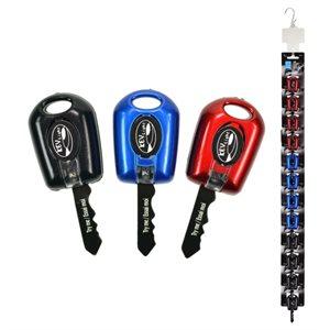 LED Key light; 3 assorted colors