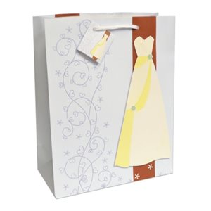 Sac cadeau pour Marriage ; Grand ; 26x32.4x12.7cm