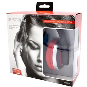 Casque d'ecoute stereo