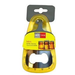 Mini bottle opener