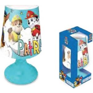 Paw Patrol Mini LED Table lamp