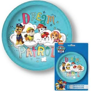PAW PATROL (DREAM PATROL) COLOR CHANGING LED PUSH LIGHT