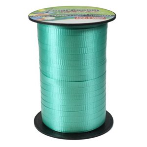 320M Curl Ribbon Satin Green
