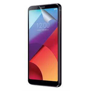 LG G6 clear screen protector